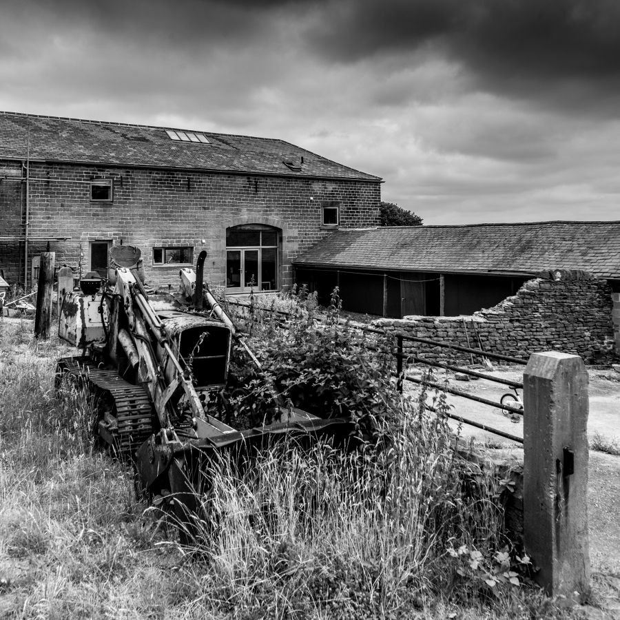 The Long Barn 10 - an ongoing project (1)